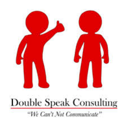 double speak In 1984 orwell introduced us to the words doublethink and newspeak a word he didn't use - but which combines the two - is doublespeak doublespeak is saying one thing and meaning another, usually its opposite.